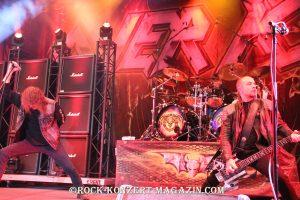 Overkill beim Rock Hard Festival